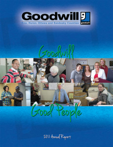 GOODWILL INDUSTRIES OF ERIE, HURON, OTTAWA AND SANDUSKY COUNTIES, INC. 2011 ANNUAL REPORT